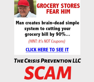 crisis prevention LLC scam