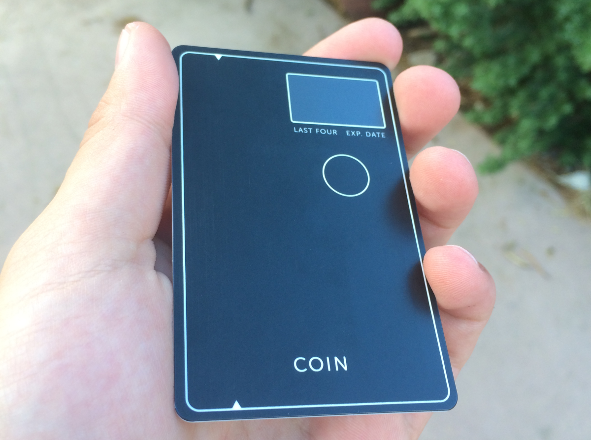 Review of the Coin 2.0 card