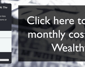 Click here to find out how much your portfolio will be charged to use Wealthfront