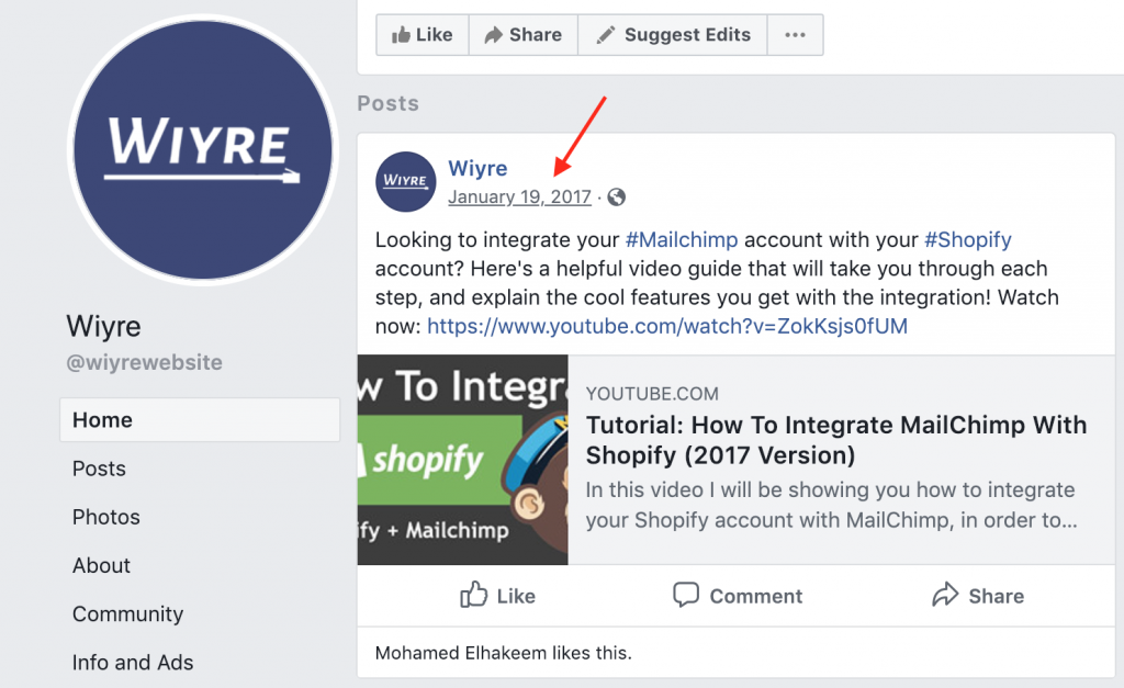 How to embed Facebook posts, videos and photos on WordPress